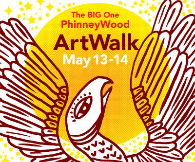 Art Up PhinneyWood | Art Up & Chow Down in the PhinneyWood ...